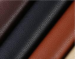 sheepskin imitated faux leather fabric