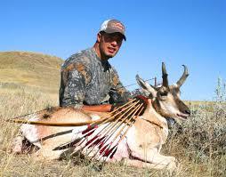 "Western Pronghorn ""Antelope"" hunting- coming soon! | Rose City Archery Blog"