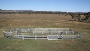 M M Stockyards Sheep Yard Gear Portable Panels Ramps Gates