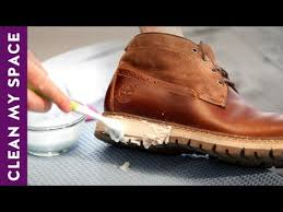 how to clean shine leather shoes a