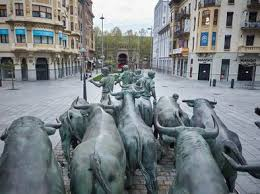 Pamplona en EL PAÍS