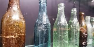 soda bottle collector old coca cola