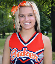 Abby Reynolds | Baker Athletics | Flickr
