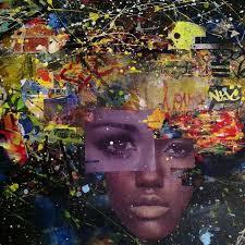 THIRD EYE — Mixed Media Art of Lance Johnson | NarrativeNortheast | A  Literary & Arts Magazine