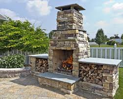 outdoor fireplace w ep henry cast