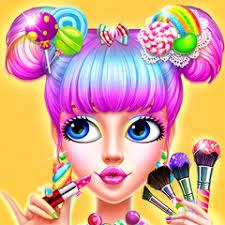 candy makeup dress up game apk