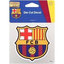 Fc Barcelona Car Decals Barcelona Bumper Stickers Decals Fanatics