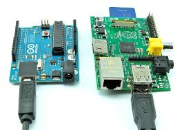 raspberry pi and arduino raspberry pi