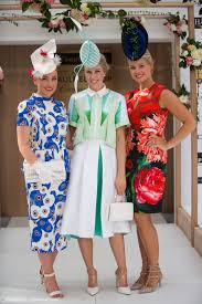 Caulfield Cup Fashions 2014
