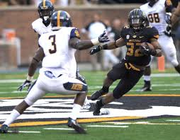 As Russell Hansbrough goes, so goes Missouri football's offense | Mizzou  Football | columbiamissourian.com