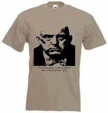 aleister crowley do what thou wilt t