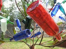 reuse your old glass bottles