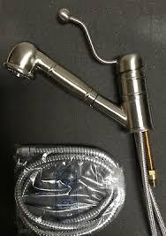 mico 7777 sn sline kitchen faucet w