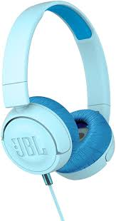 Amazon.com: JBL JR 300 - On-Ear Headphones for Kids - Blue: Electronics