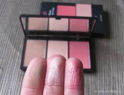 sleek makeup face form contouring
