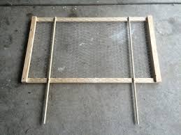 Creating A Removable Garden Fence Where Are The Chickens