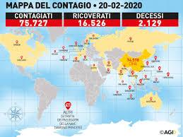 Il numero dei nuovi casi di coronavirus è crollato