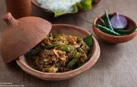 Shutki mach or Bengali style dried fish ...