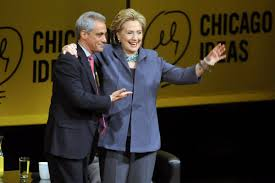 Sneed: Hillary may want Rahm for presidential cabinet - Chicago - Chicago  Sun-Times