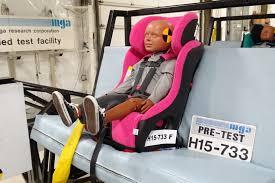 best convertible car seats with crash