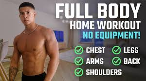 the best full home workout for growth