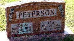Ida Adeline Morris Peterson (1892-1961) - Find A Grave Memorial