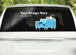Car Decals Best Price Urban Sign And Print