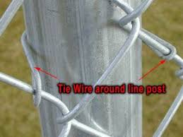 How To Install Chain Link Fence Chain Link Fence Chain Link Fence Installation Chain Link Fence Panels