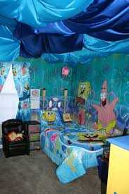 Spongebob Bedroom Kids Bedroom Decor Boys Bedroom Ideas 8 Year Old Kid Room Decor