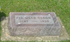 """Iva Viola """"Ivy"""" Mead Olson (1907-1955) - Find A Grave Memorial"""
