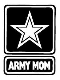 Army Mom Sticker Army Stickers Elkhorn Graphics Llc