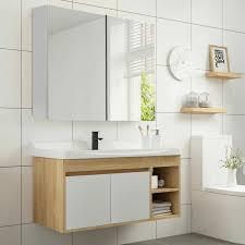 ballarat wall mount mirrored bathroom