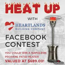 enter our facebook heartlands