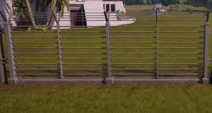 Buildings Attractions Add The Possibility Of Electricity All Types Of Fences Light Cable Fence Heavy Cable Fence In Return To Jurassic Park Dlc Frontier Forums