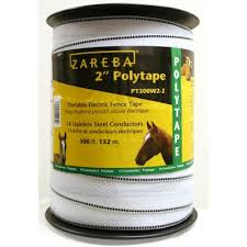 Zareba Poly Tape 2 In Pt500w2 Z At Tractor Supply Co