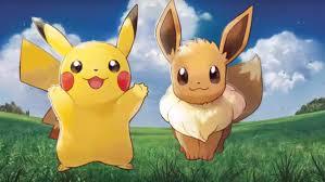 Análisis de Pokémon Let's Go Pikachu! y Eevee! para Nintendo ...