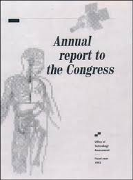 Annual Report to the Congress: Fiscal Year 1993