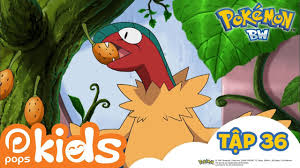 Pokémon Tập 36 - Hồi Sinh Hoá Thạch - Loài Chim Cổ Bí Ẩn Archeos ...