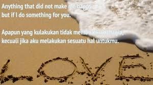 kata mutiara cinta bahasa inggris dan artinya quotemutiara