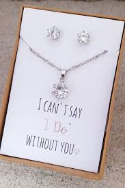 bridesmaid unique wedding gifts