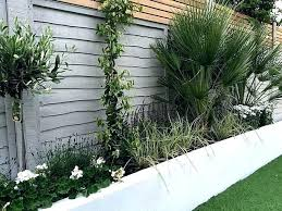 Painted Backyard Fence Ideas Upmall Me