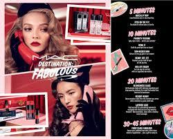 mac adds beauty service menu to