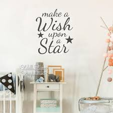 Star Quote Wall Sticker Baby Nursery Star Quotes Wall Decal Inspirational Kids Room Wall Quotes Cut Vinyl Children Stickers Q235 Wall Sticker Quote Wall Stickerchildren Stickers Aliexpress