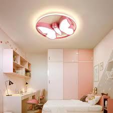 2020 Modern Led Chandeliers Light Baby Room Kids Home Lights For Children Room Bedroom Girls Boys Lighting Pink White Chandelier Lamp From Cuyer 128 16 Dhgate Com