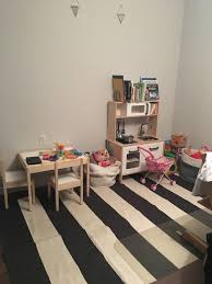 Kids Play Area In Living Room Cluttered