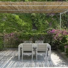 bordures de jardin créer des zones