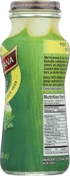 taste nirvana real coco aloe 9 5 oz