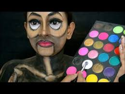 vire doll y makeup