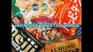 E02 - JAPAN : Mukbang/Ăn thử bánh kẹo Nhật | Japanese Snacks Tasting -  YouTube