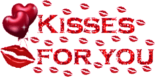 Kisses For You Sticker GIF | Gfycat
